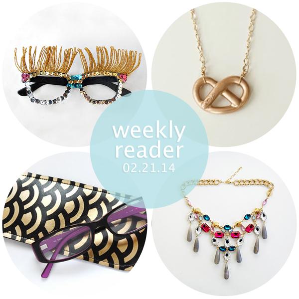 Weekly Reader 02.21.14 | Hands Occupied