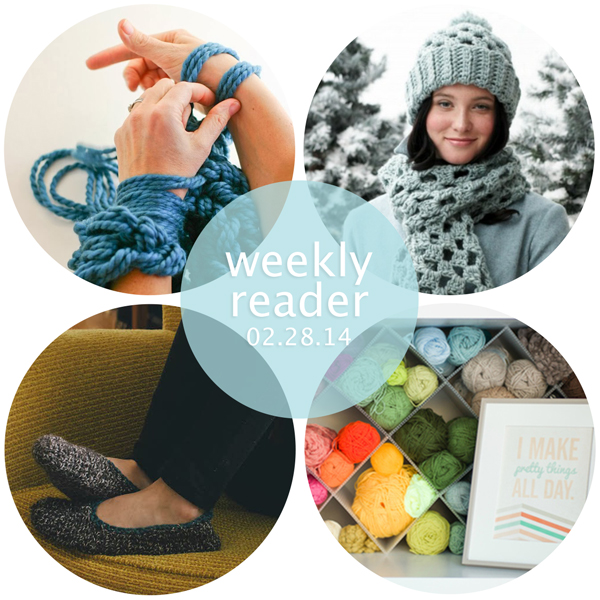 Weekly Reader 02.28.14 | Hands Occupied