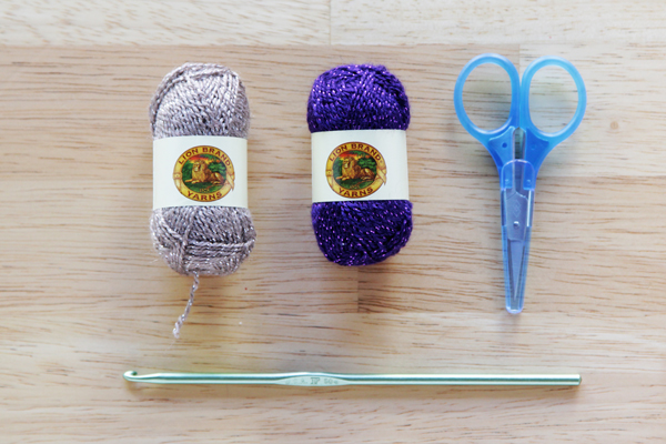 Crochet Ring DIY with Free Pattern