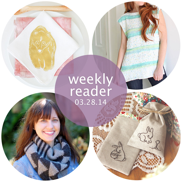 Weekly Reader 03.28.14 | Hands Occupied