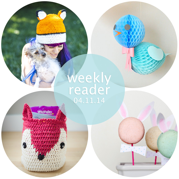 Weekly Reader 04.11.14 | Hands Occupied