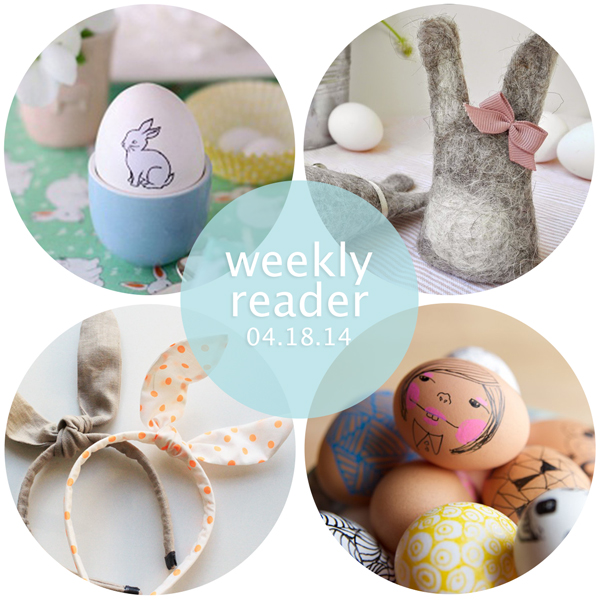Weekly Reader 04.18.14 | Hands Occupied