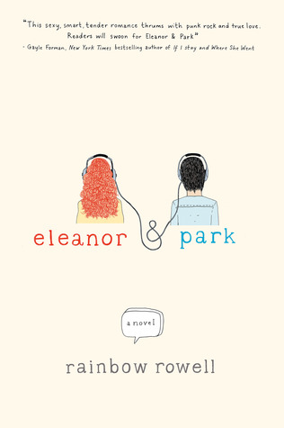 Eleanor and Park by Rainbow Rowell - Teen Fiction Summer Reading Picks at handsoccupied.com