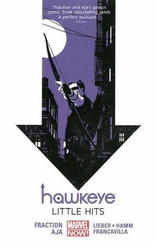 Hawkeye: Little Hits by Matt Fraction - Teen Fiction Summer Reading Picks at handsoccupied.com