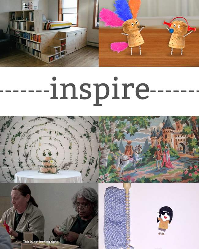 Creative Inspiration via handsoccupied.com