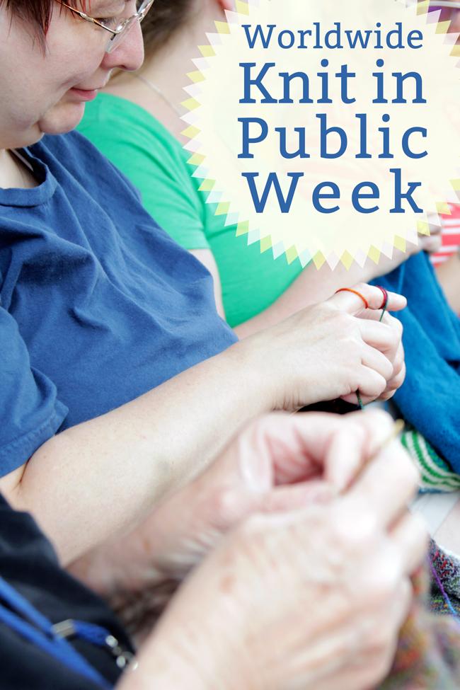 Worldwide Knit in Public Week