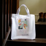 Vintage Poster Library Tote