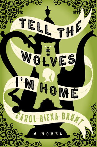 Tell the Wolves I'm Home by Carol Rifka Brunt - Teen Fiction Summer Reading Picks at handsoccupied.com