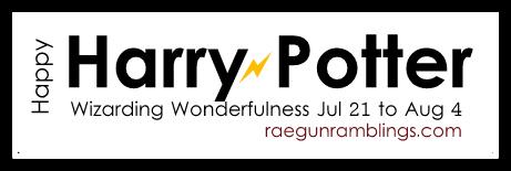Happy Harry Potter Series at Rae Gun Ramblings