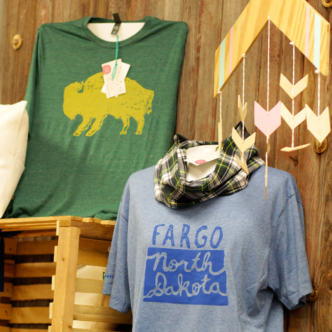 Store Tour: Unglued - Fargo, ND at HandsOccupied.com