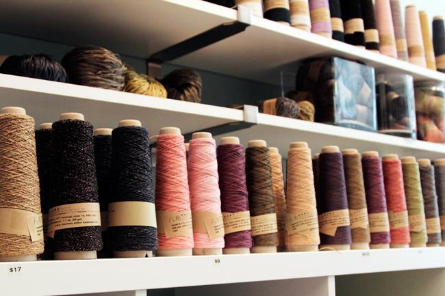 Chicago Yarn Crawl: Knit 1 | handsoccupied.com