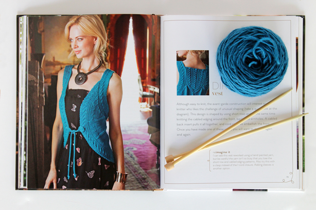 Knitting Reimagined Book Review at handsoccupied.com
