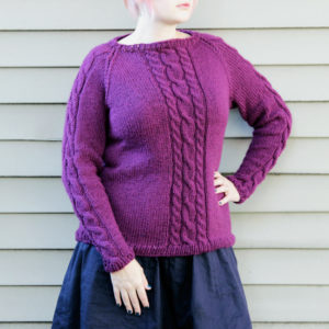 Announcing the Fall Knit Along! The Remy Pullover