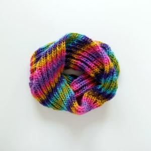 Brioche Knitting & A Brioche Cowl Pattern