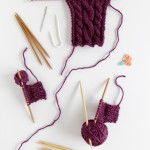 Knit Along Tips, Tricks & An Official Schedule