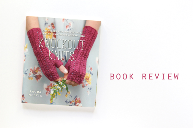 Knockout Knits Book Review at handsoccupied.com