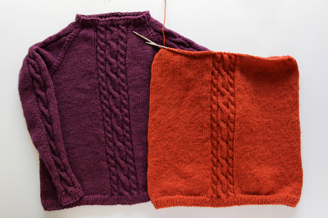 Knitting Increases For Sleeves : Knit along day sleeve time