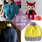 Picks of the Week & A Giveaway Winner!