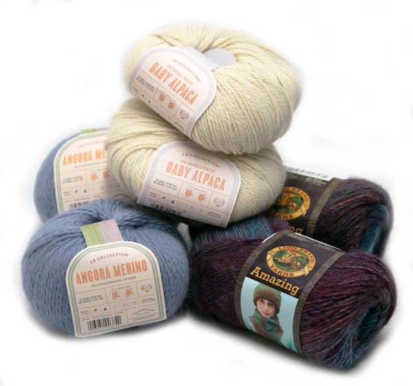 Fall Knit Along Prize Pack Provided by Lion Brand | Hands Occupied