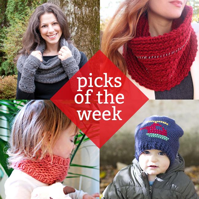 Picks of the Week for November 21, 2014 at handsoccupied.com
