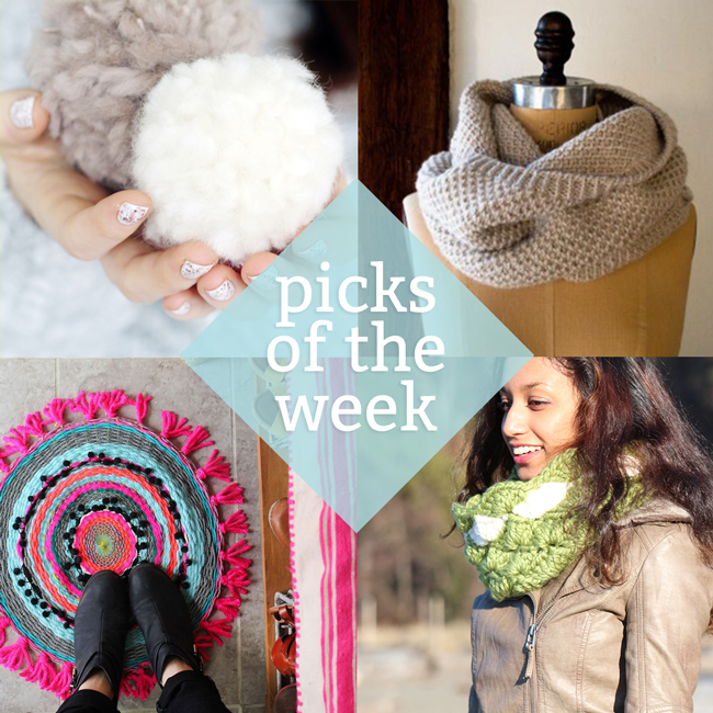 Picks of the Week for January 16, 2015 at handsoccupied.com