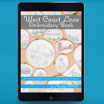 West Coast Love & A free pattern!
