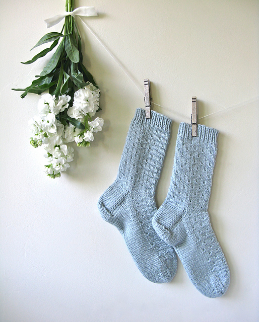 Things to Knit I - Laule'a Socks