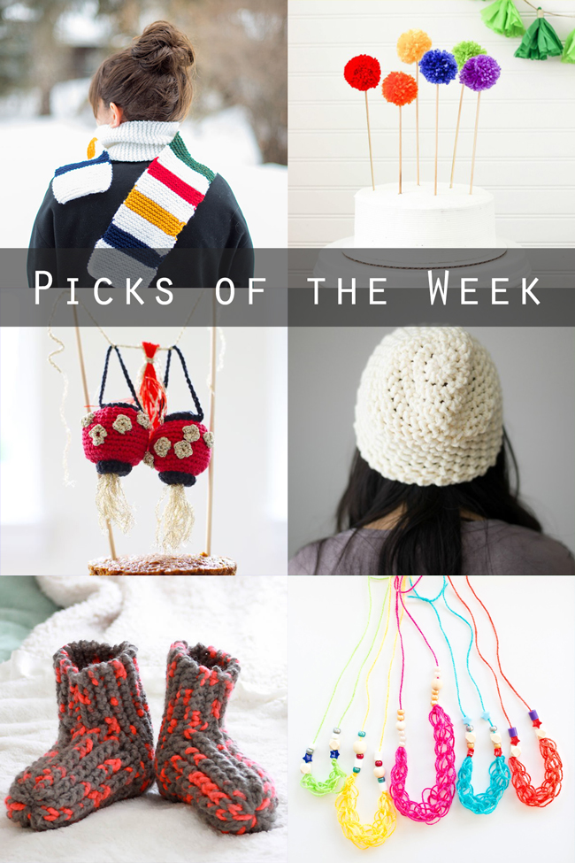 Picks of the Week for February 20, 2015 at handsoccupied.com