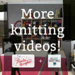 How to knit drop stitch, garter slip stitch & diagonal basketweave