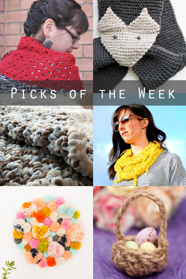 Picks of the Week for March 27, 2015 at handsoccupied.com