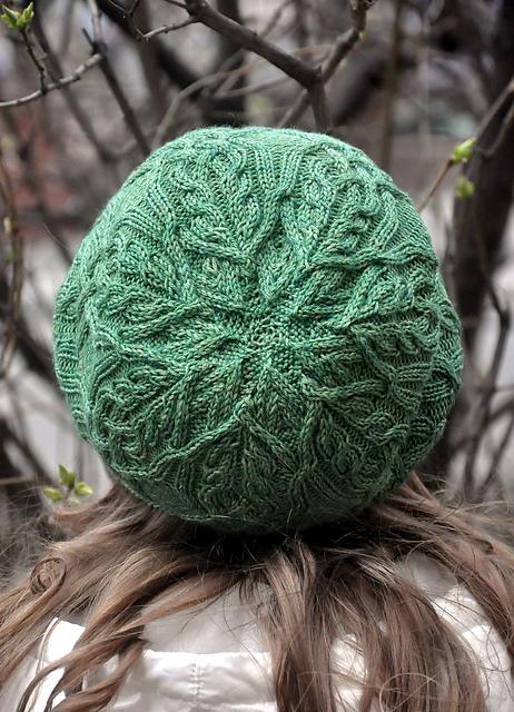Blysnyzja child's hat by Pleykh Natalie