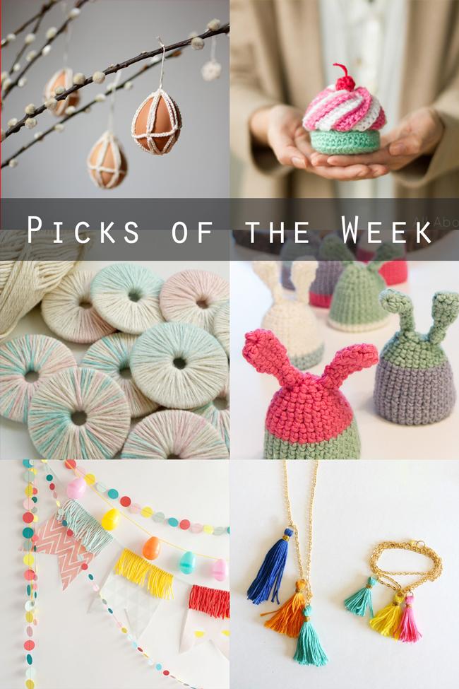 Picks of the Week for April 10, 2015 at handsoccupied.com