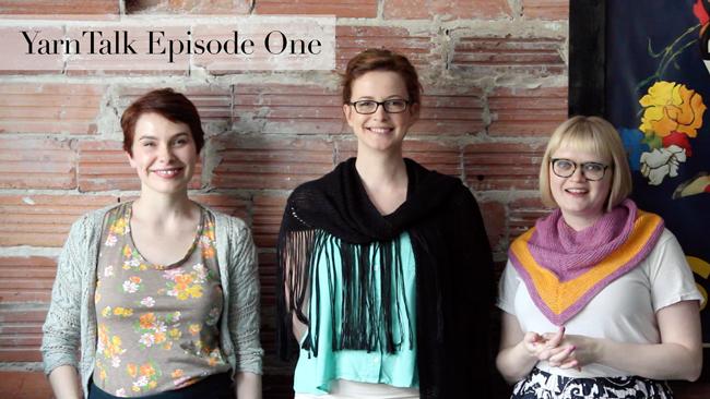 YarnTalk, where we talk about yarn!