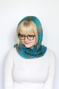 Spring Meadow Scarf Knit Along - Hands Occupied for All Free Knitting
