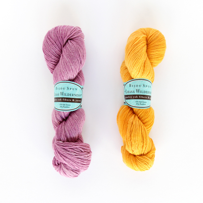 Yak Yarn! Bijou Basin Ranch Yarn Review