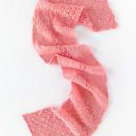 English Lace Scarf in I like Knitting Magazine