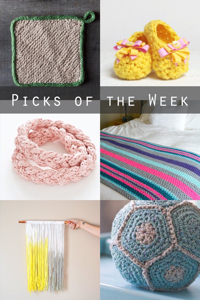 Picks of the Week for May 8, 2015 from Hands Occupied