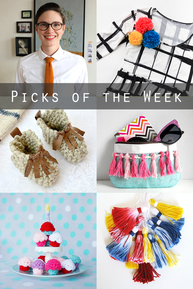 Picks of the Week for May 15, 2015 from Hands Occupied