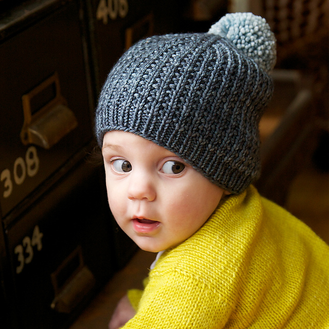 Bumble by tincanknits in Max & Bodhi's Wardrobe