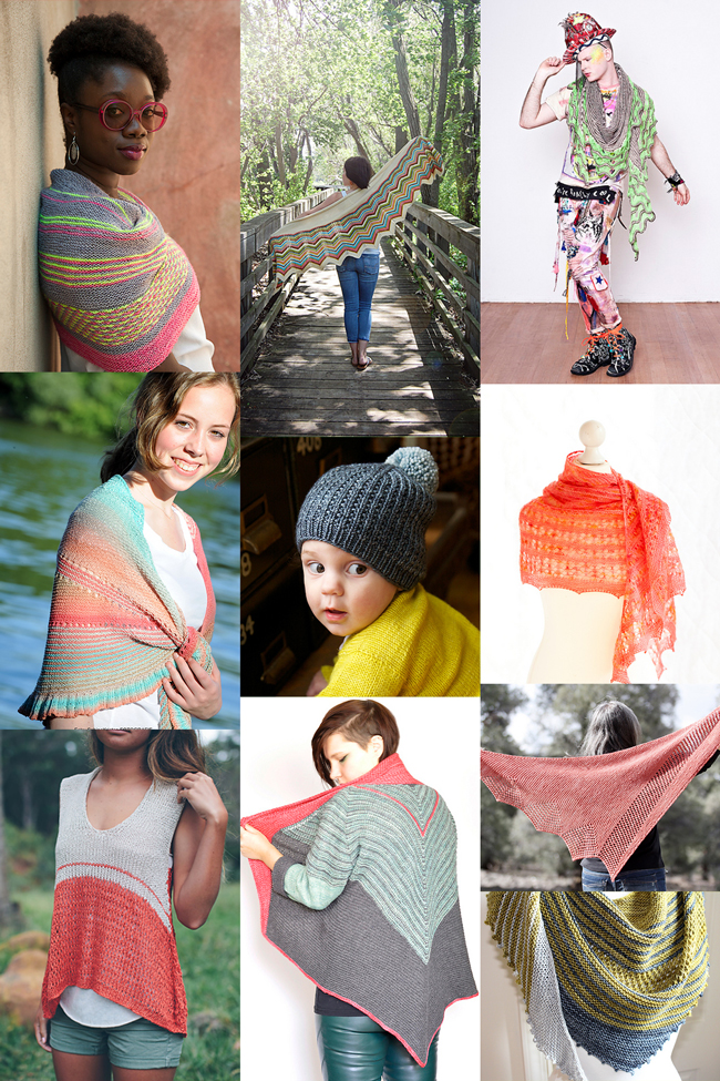 10 of the most inspiring knitting patterns for summer - click through for how to get your hands on them all!