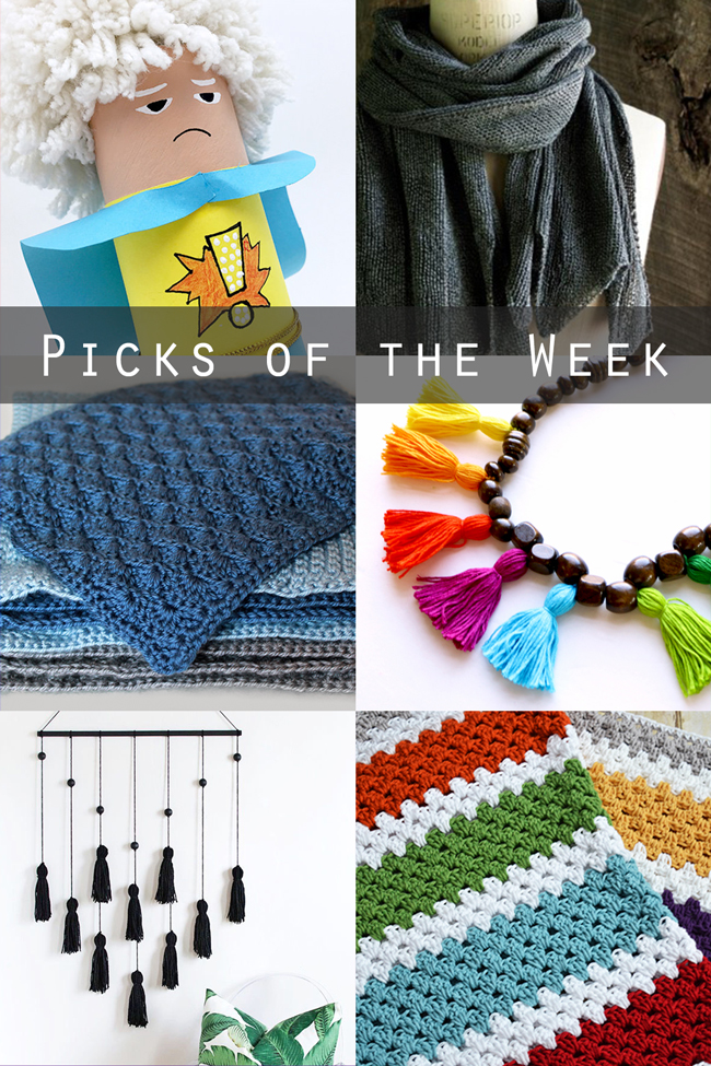 Picks of the Week for June 5, 2015 from Hands Occupied