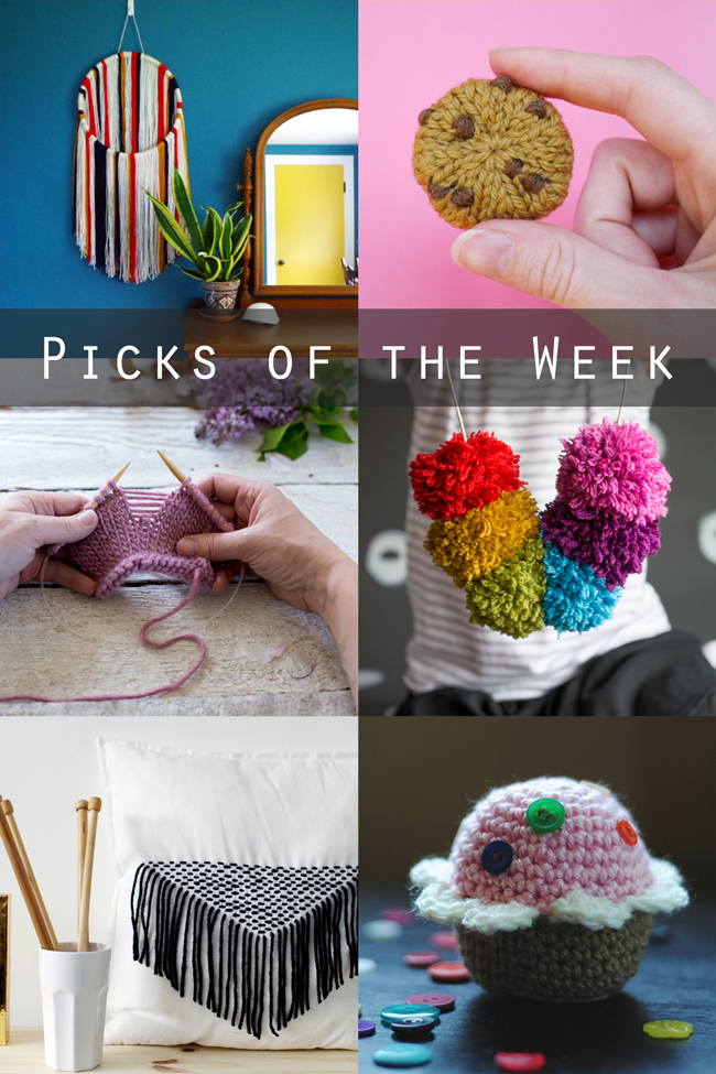 Picks of the Week for June 12, 2015 from Hands Occupied