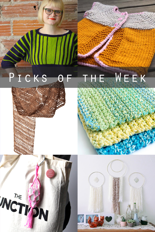 Picks of the Week for June 19, 2015 from Hands Occupied