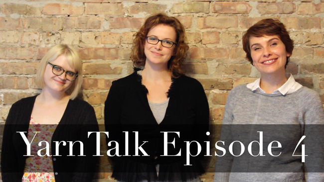 YarnTalk Episode 4 features epic yarn bombs, fit crop tops for curves and Teresa Gregorio