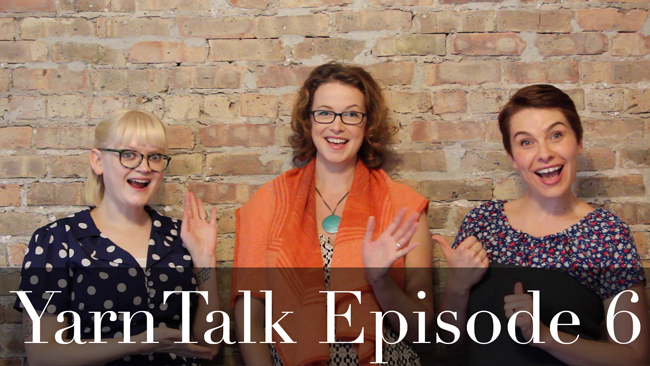 Meet Leah Coccari-Swift in the latest episode of YarnTalk!
