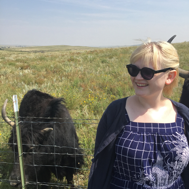 Heidi from Hands Occupied visits the Bijou Basin Ranch yaks in Colorado. - Take a look inside the yaks' lives in this mini documentary.