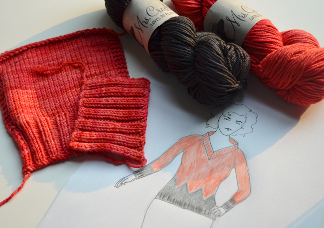 Support the Great Northern Knits Kickstarter to make a Twin Peaks knitting book happen! | Hands Occupied