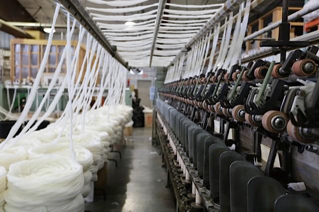 The Mountain Meadow Wool Mill