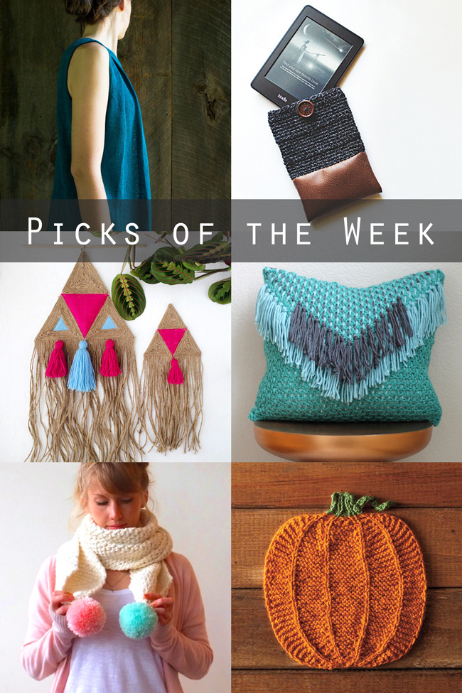 Picks of the Week for September 4, 2015 | Hands Occupied