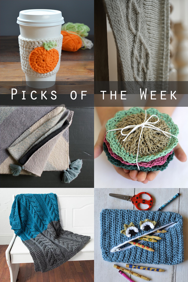 Picks of the Week for September 11, 2015 | Hands Occupied